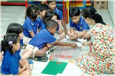 Early Childhood Education Malaysia