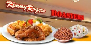 Kenny Rogers Roasters Delivery Malaysia