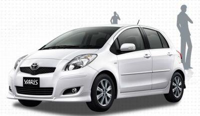 Toyota Yaris Car Price In Malaysia