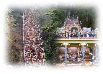 2011 Thaipusam Festival Batu Caves Selangor Malaysia